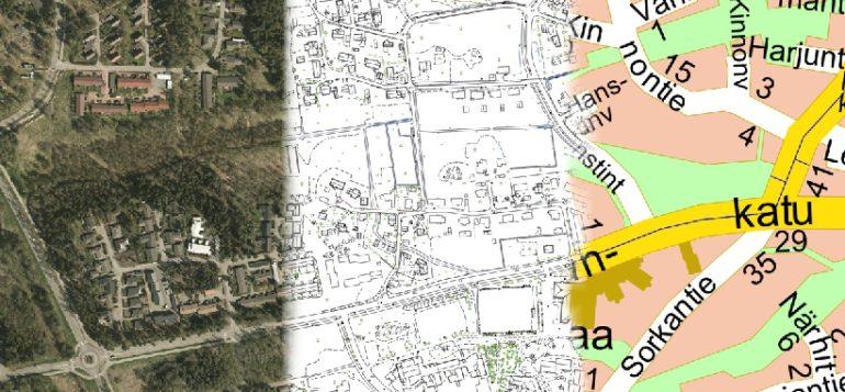 Kartat Ja Paikkatieto Rauma Fi
