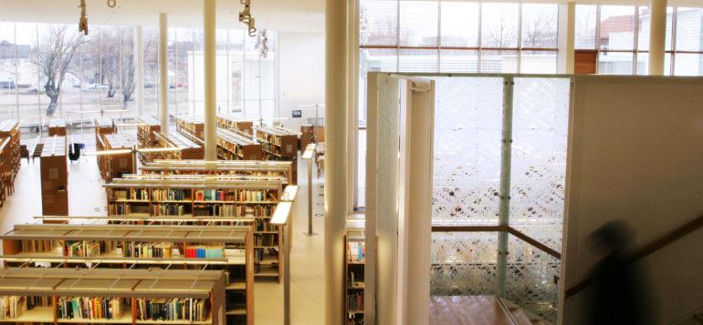 Rauman kaupunginkirjasto, koulutus