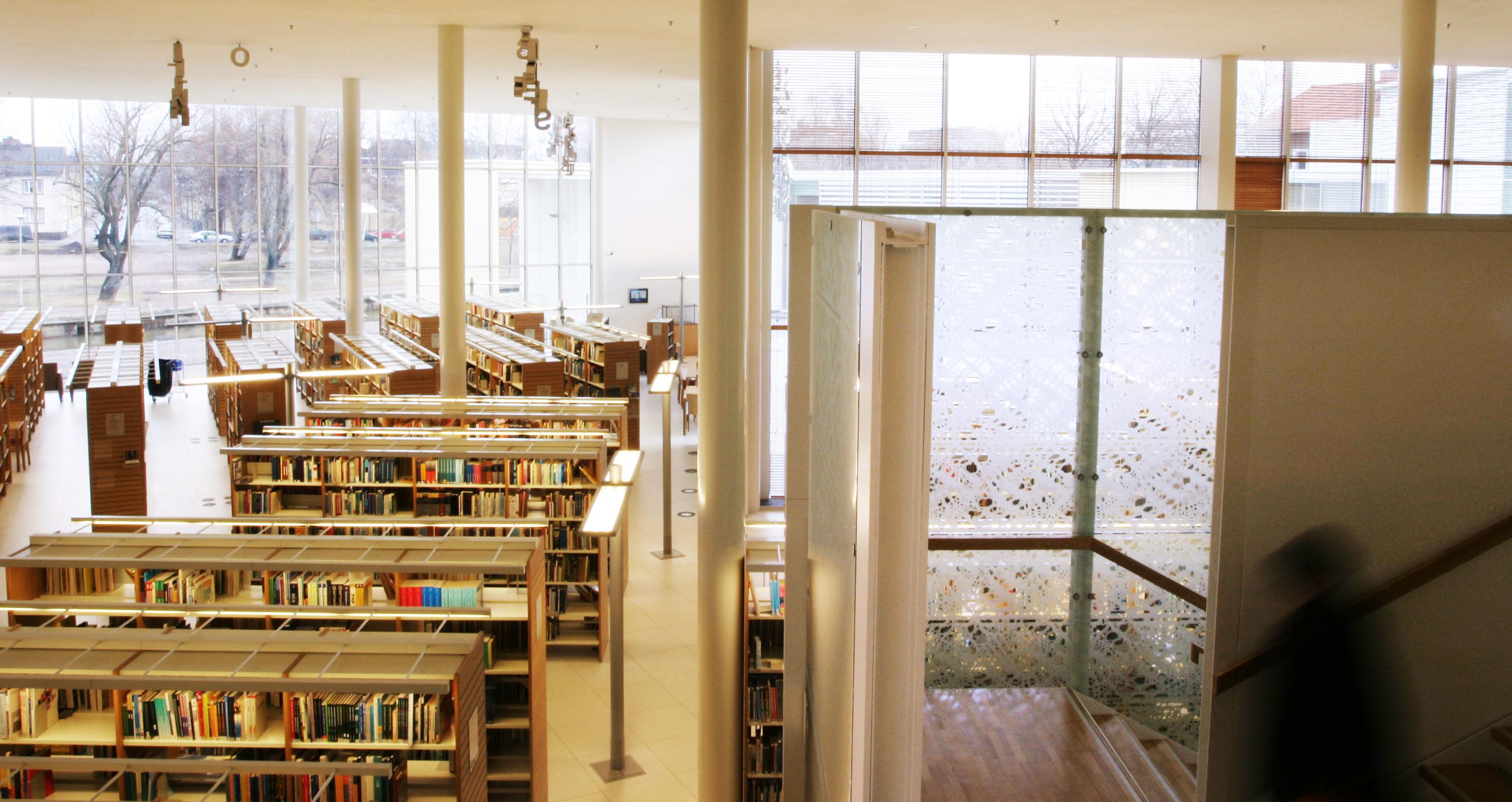 Kirjasto Rauma