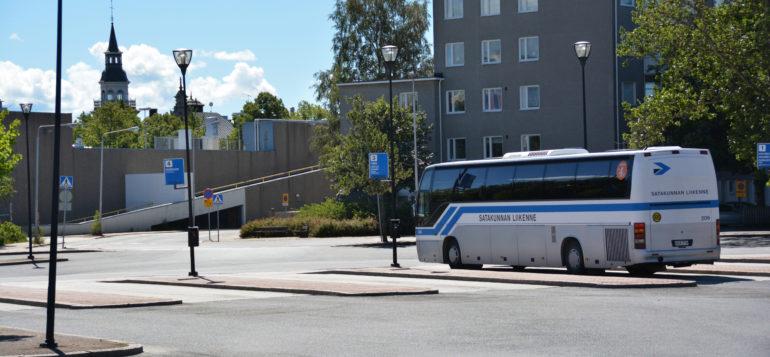 Rauma Linja-Autoasema