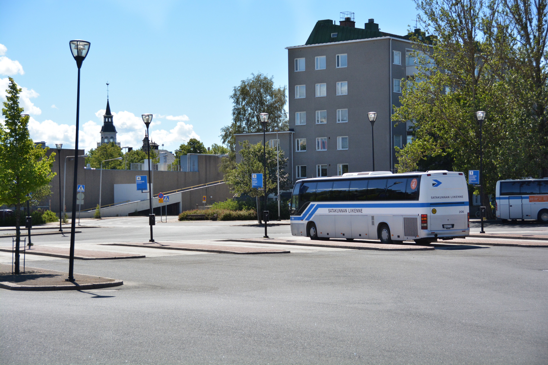 Bussi Pori Turku
