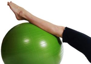 erityisliikunta, jumppapallo