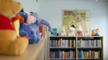 Lapin kirjaston lastenosasto