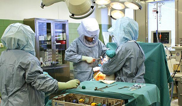 leikkaus, leikkaussali, sairaala