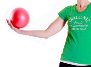 liikunta, pallo