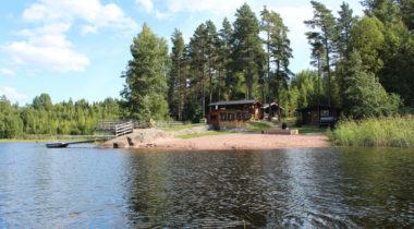 noitajärvi, rantasauna