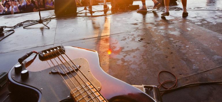Nuoriso, tapahtumat, kitara