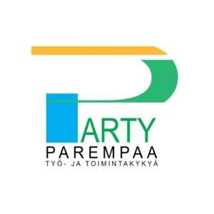 Party-hankkeen tunnus.