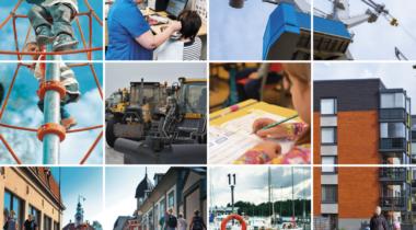 Tarkastuslautakunta arviointikertomus 2016, kansi