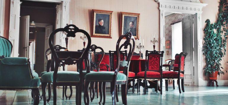 Marelan sali, Rauman museo