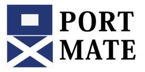 PortMate-projektin tunnus.