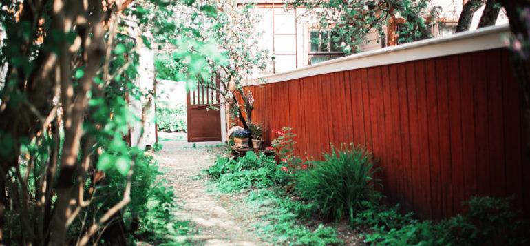 Naulamäki, Vanha Rauma kesällä