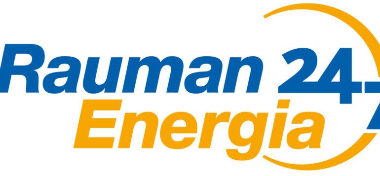 Rauman Energia, logo