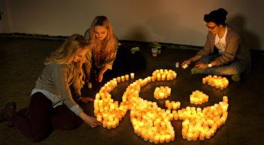 Earth Hour kuvituskuva