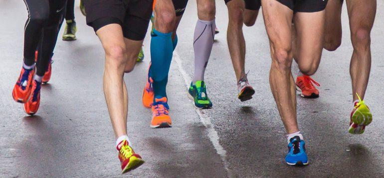 juoksijat, juoksu, liikunta, urheilu