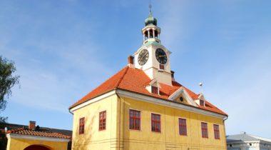 Rauman museo, Vanha Raatihuone