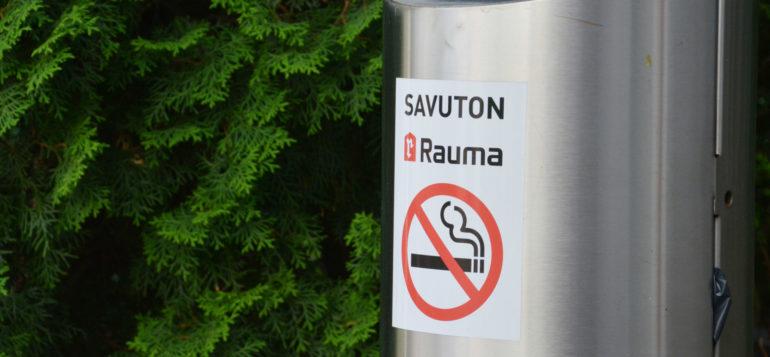 Tupakointikielto, Savuton Rauma