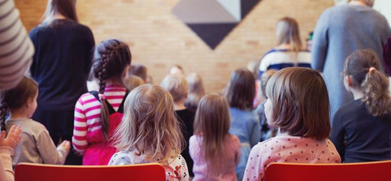 Lasten kulttuuriviikot
