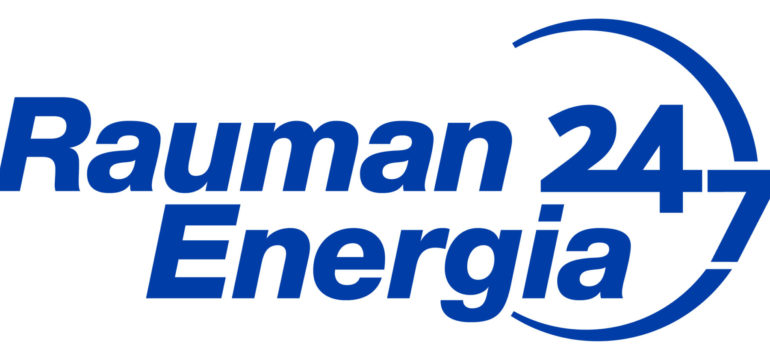rauman energia uusi logo