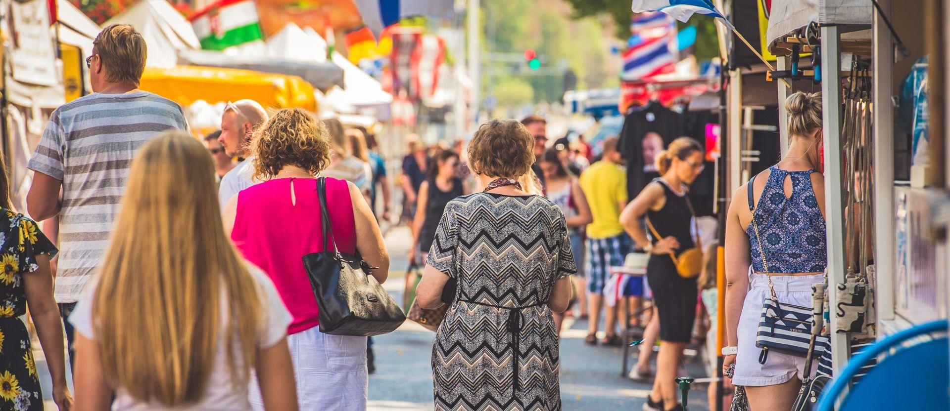 Kansainväliset Suurmarkkinat Rauma