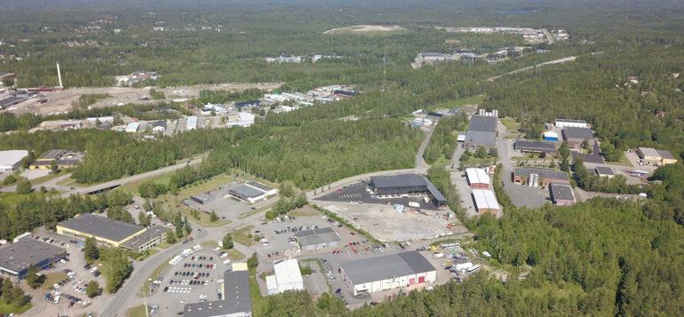 Äyhön teollisuusalue