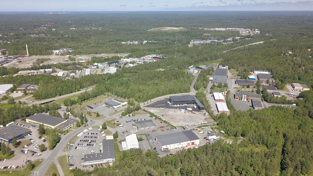 Teollisuusalue