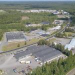 Isometsän ja Susivuoren teollisuusalueet