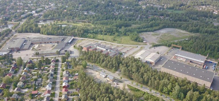Kaivopuiston yritysalue