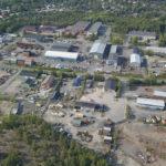 Sampaanalan teollisuusalue