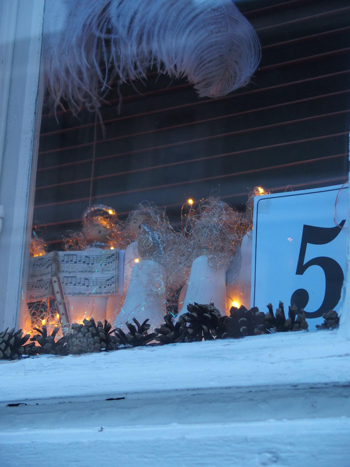 Joulukalenteri-ikkunat ihastuttavat Vanhassa Raumassa jälleen joulukuussa - Rauma.fi