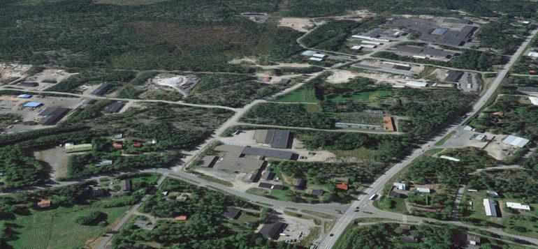Lapin teollisuusalue