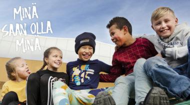 Kuvituskuva: Lasten oikeuksien viikko 2019 -banneri