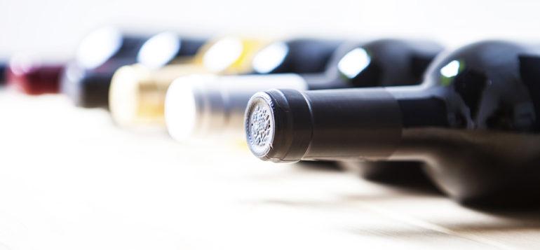 Kuva: Viinipullot