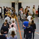 Kuva: Vanhojen tanssien harjoitukset 2020, kuvaaja Sofia Martens