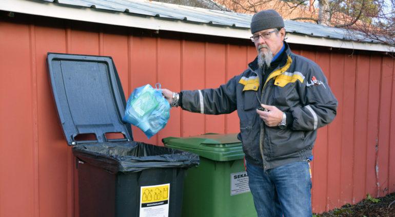 Kuva: Allan Aalto, muovikeräys