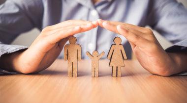 sosiaalipalvelut perhetyö kuvituskuva