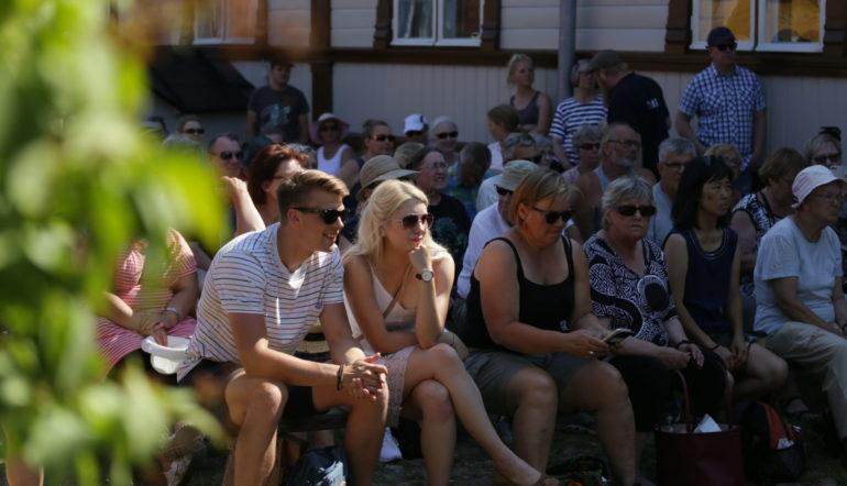 Kuva: yleisö