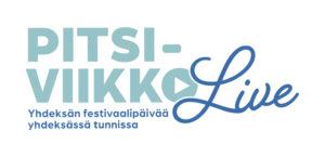 Pitsiviikko Live -logo.