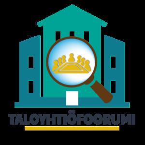 Taloyhtiöfoorumin logo.