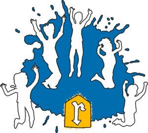 Nuorten Rauma -logo.